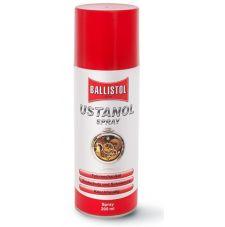 Масло нейтральное Klever-Ballistol Ustanol spray 200 мл