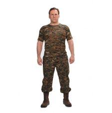 Футболка кмф Цифра горчичная (мод.ФК-05)
