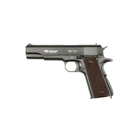 Пневматический пистолет Gletcher CLT 1911 4,5 мм