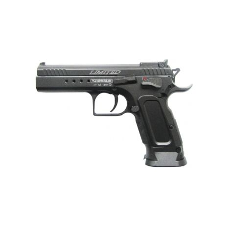 Пневматический пистолет Swiss Arms Tanfoglio Limited Custom (358005) 4,5 мм