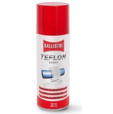Смазка тефлоновая Ballistol PTFE-Spray (Teflon) 200 мл