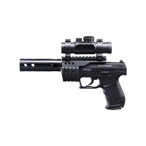 Пневматический пистолет Umarex Walther NightHawk 4,5 мм