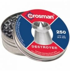 Пули пневматические Crosman Destroyer 4,5 мм 7,9 гран (250 шт.)