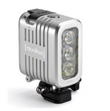 Фонарик Knog Qudos Action Light Серебристый