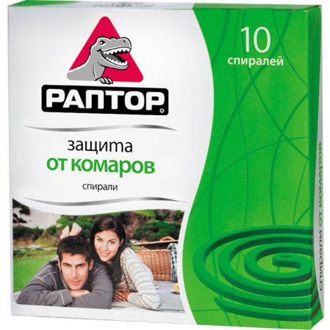 Спираль РАПТОР Р12-2-002