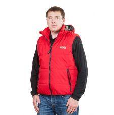 Жилет «Партизан» (ткань: таслан, цвет: красный) Payer