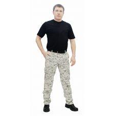 Брюки «Армия» (ткань: смесовая, цвет: белая цифра) 7.62