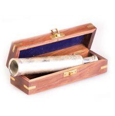 Зрительная труба сувенирная с гравировкой