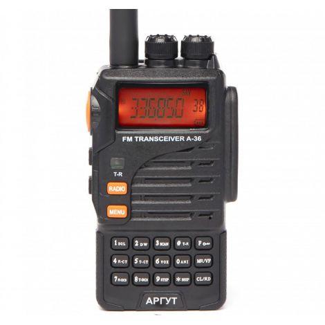 Аргут А-36 речная + FM приёмник