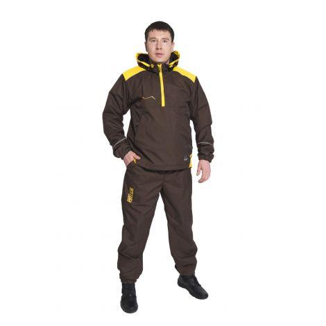 Костюм «Шторм» (ткань нейлон, цвет коричнево-желтый) Payer