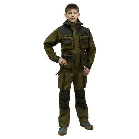 Костюм «Пайер PR» детский (ткань: палатка, цвет: хаки)  Payer