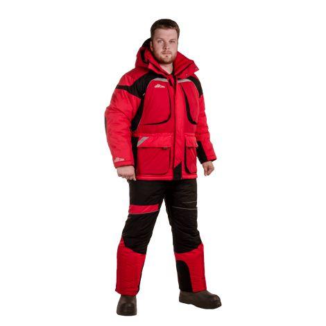 Костюм «Армада» (ткань: таслан, цвет: красный) Payer