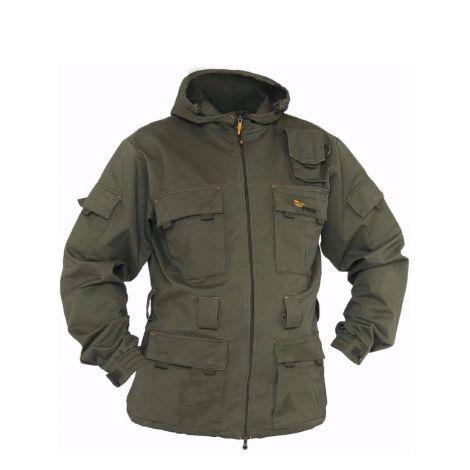 Куртка «Росомаха» (ткань: хлопок, цвет: св.хаки) Pride   МОСОХОТА