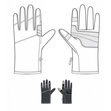 Перчатки Баск M-Touch Glove