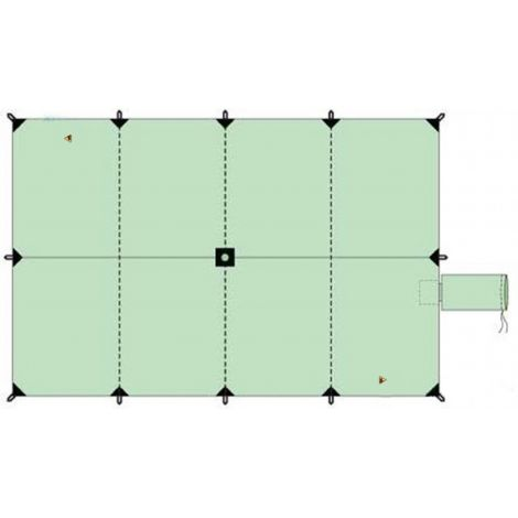 Тент Баск Canopy V3 3х4,5