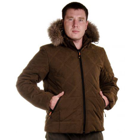 """Куртка """"Арчер"""" (финляндия, коричневый) Pride"""