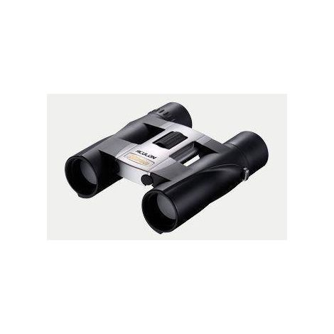Бинокль Nikon Aculon А30 10x25 серебристый