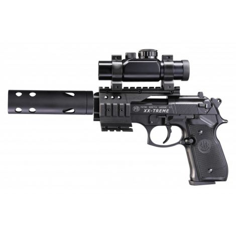 Пневматический пистолет Umarex Beretta M92 FS XX-TREME 4,5 мм