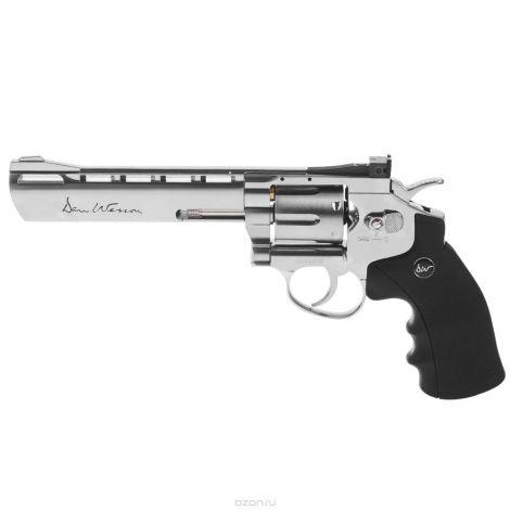 Пневматический револьвер ASG Dan Wesson 6 4,5 мм