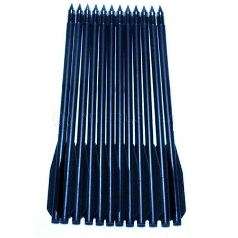 Дротики для арбалетов-пистолетов пластиковые синие (12 шт.)