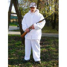 Костюм маскировочный для зимней охоты