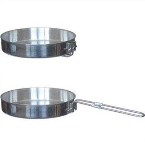 Сковорода стальная S164