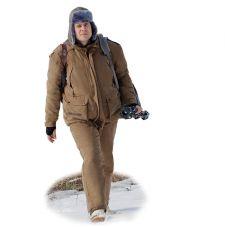 """Зимний мужской костюм """"Фокс v.2"""""""