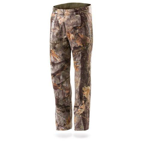 Верхние флисовые охотничьи брюки ForestGreen