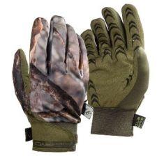 Перчатки для охоты PLASMA ForestGreen