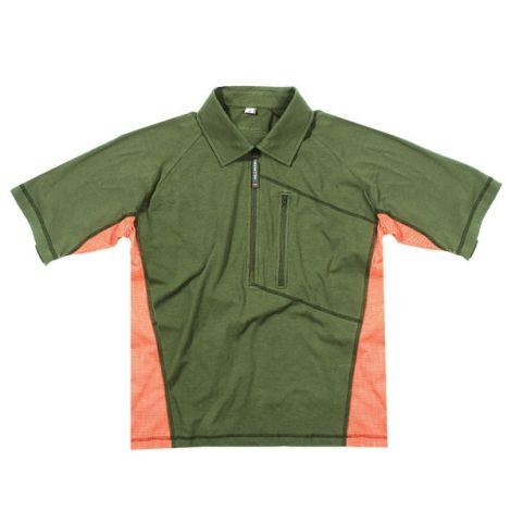 Летняя футболка для охотника ForestGreen