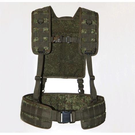 Ременно-плечевая система для автоматчика РУБЕЖ Основа