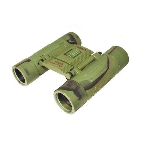 Бинокль Sturman 10x25 зелёный