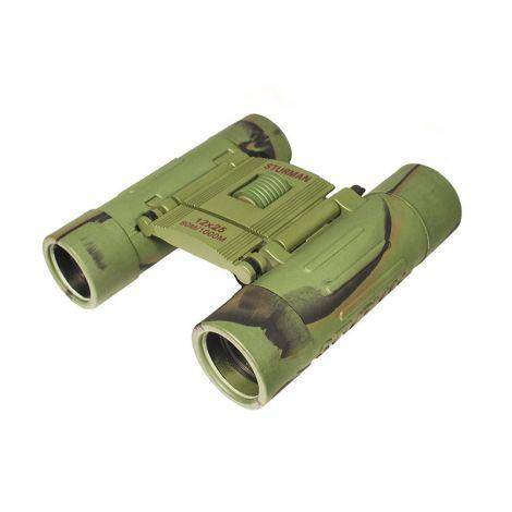 Бинокль Sturman 12x25 зелёный