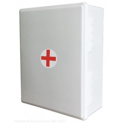 Аптечка первой помощи РАБОТНИКАМ ВИТАЛ (приказ №169н от 05.03.11) шкаф пластик
