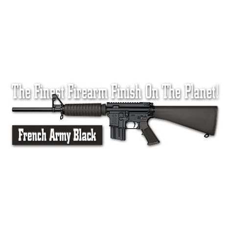 Готовый набор Duracoat French Army Black