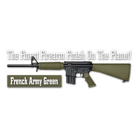 Готовый набор Duracoat French Army Green