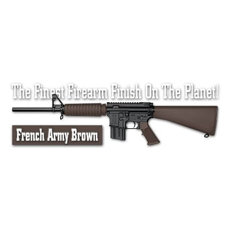 Готовый набор Duracoat French Army Brown