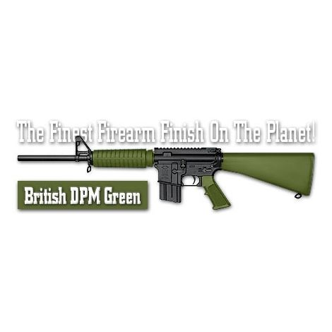 Готовый набор Duracoat British DPM Green