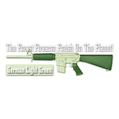 Готовый набор Duracoat German Light Green