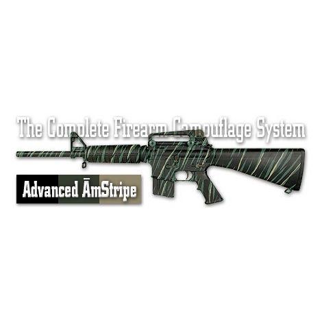 Трафарет камуфляжный Duracoat Advanced AmStripe