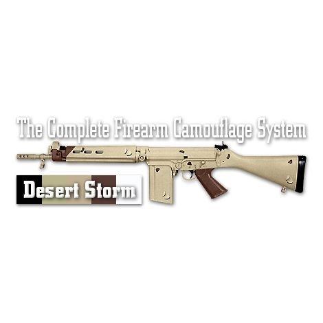 Трафарет камуфляжный Duracoat Desert Storm
