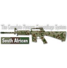 Трафарет камуфляжный Duracoat South African