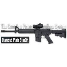 Трафарет камуфляжный Duracoat Diamond Plate Stealth