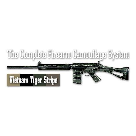 Трафарет камуфляжный Duracoat Vietnam Tiger Stripe