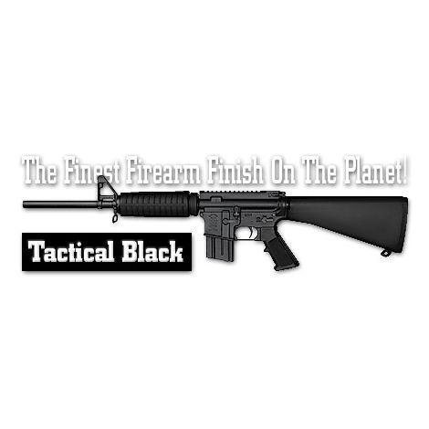 Тактическая краска Duracoat Tactical Black 100 гр