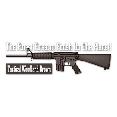 Тактическая краска Duracoat Tactical Woodland Brown 100 гр