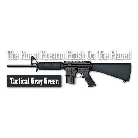 Тактическая краска Duracoat Tactical Gray Green 100 гр