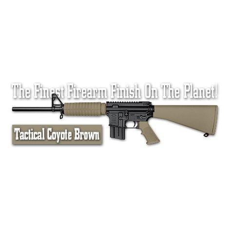 Тактическая краска Duracoat Tactical Coyote Brown 100 гр