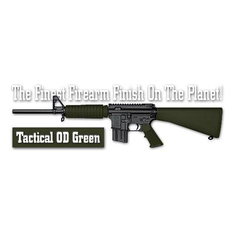 Тактическая краска Duracoat Tactical OD Green 100 гр