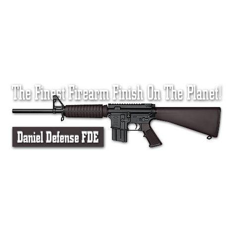 Краска стандартная Duracoat Daniel Defense FDE 100 гр